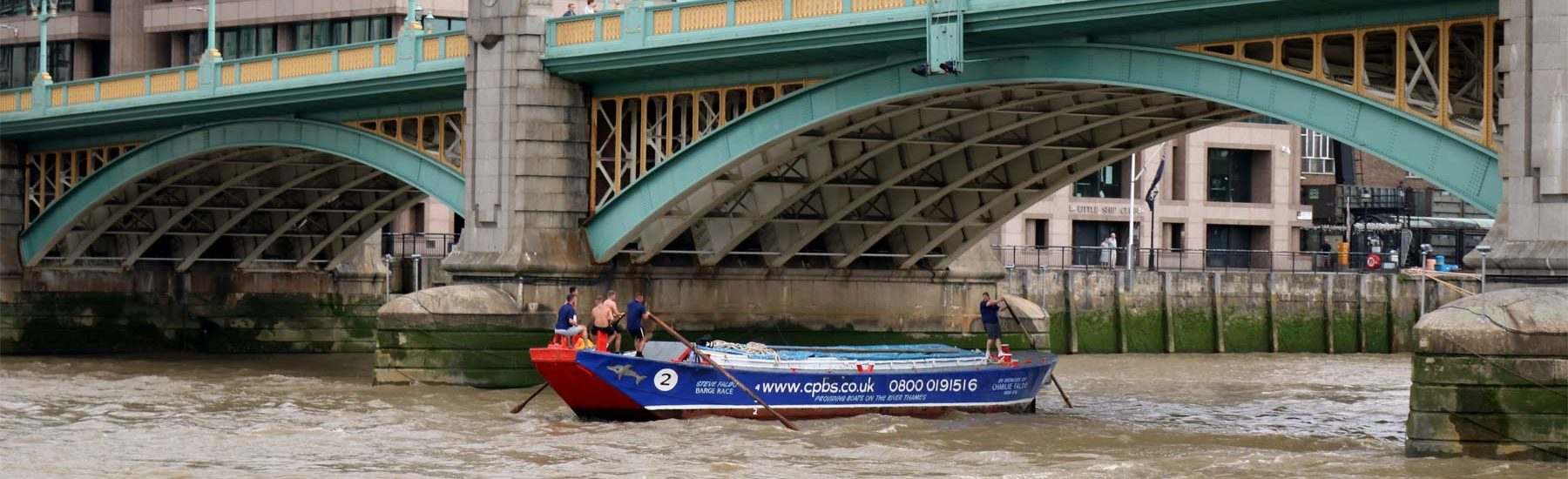 Thames Barge Driving Trust Events