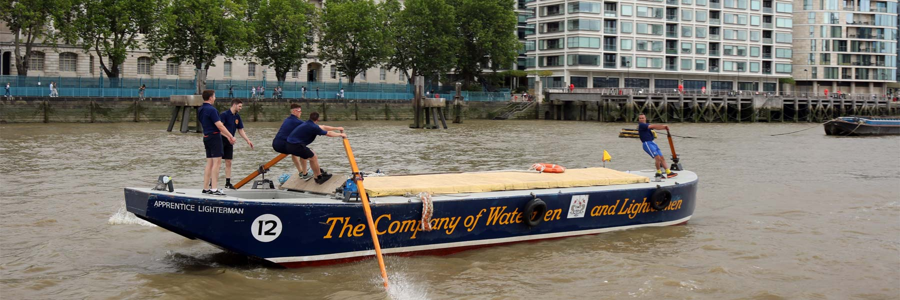 Join the Thames Barge Driving Trust