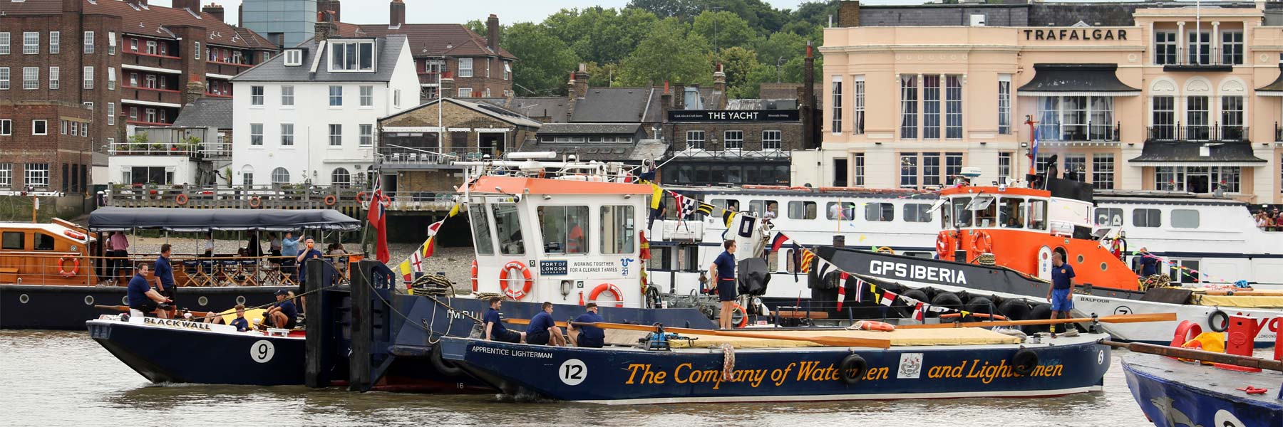 Thames Barge Driving Trust Videos